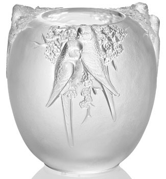 Lalique Crystal - Perruches - Style No: 10065900