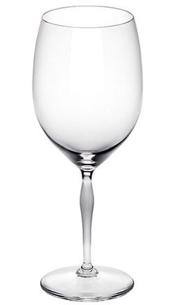 Lalique Crystal - 100 Points Bordeaux Glass - Style No: 10332100