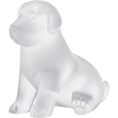 Lalique Crystal - Dogs Puppy - Style No: 10375400