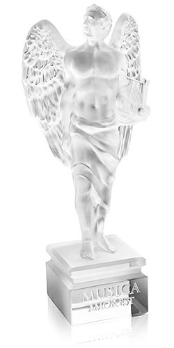 Lalique Crystal - Music Is Love - Style No: 10492000