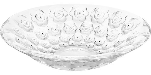 Lalique Crystal - Anemone - Style No: 10519300