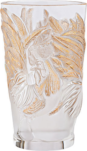 Lalique Crystal - Rooster - Style No: 10549200