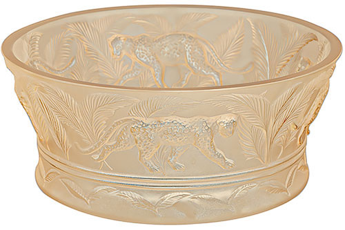 Lalique Crystal - Jungle - Style No: 10549400