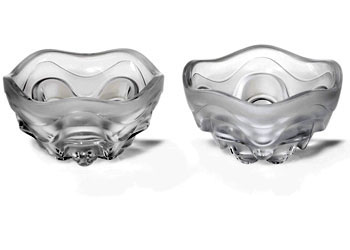 Lalique Crystal - Perfume Bottles And Boxes Vibration - Style No: 1068200