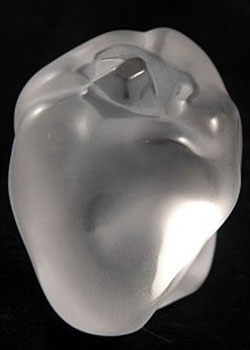 Lalique Crystal - Pepper - Style No: 1169600