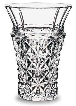 Baccarat Crystal Vases Celimene From Luxurycrystal