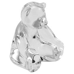 Baccarat Crystal - Bears Spinning - Style No: 2100416