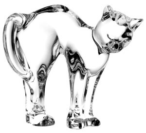 Baccarat Crystal - Cats - Style No: 2100446