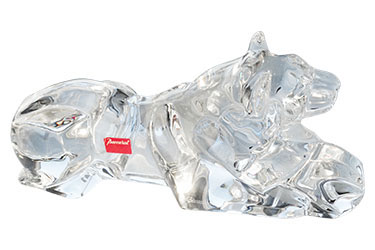 Baccarat Crystal - Lion - Style No: 2100730