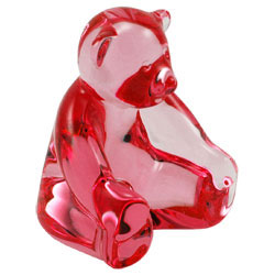 Baccarat Crystal - Bears Spinning - Style No: 2101176