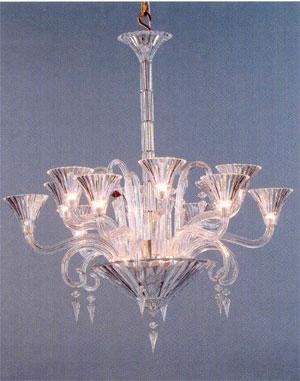Baccarat lighting chandeliers mille nuits crystal aloadofball Gallery