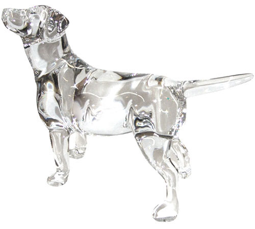 Baccarat Crystal - Dogs Labrador - Style No: 2102691