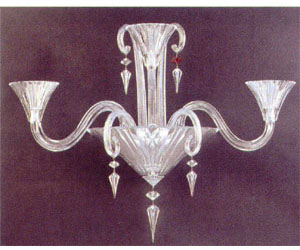 Baccarat Crystal - Wall Sconces Mille Nuits - Style No: 2609486