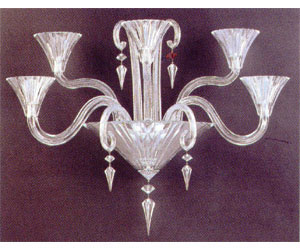 Baccarat Crystal - Wall Sconces Mille Nuits - Style No: 2609494