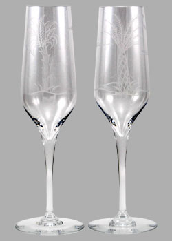 Baccarat Crystal - Two Palms - Style No: 2103387
