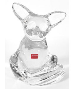 Baccarat Crystal - Desert Fox - Style No: 2103945