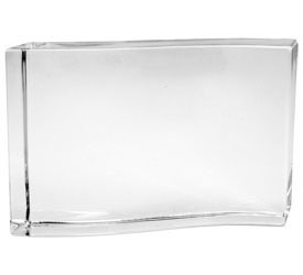 Baccarat Crystal - Flag Plain - Style No: 2104718