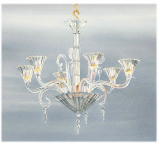 Baccarat Crystal - Chandeliers Mille Nuits - Style No: 2609506