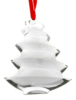Baccarat Crystal - Christmas Ornaments Christmas Trees - Style No: 2105361