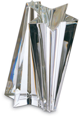Baccarat Crystal - Trophies Shooting Star - Style No: 2106020