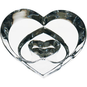 Baccarat Crystal - Heart Hearts of Love - Style No: 2106263