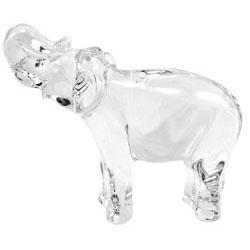 Baccarat Crystal - Elephants Trunk Up - Style No: 2516403