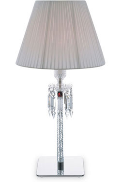 Baccarat Crystal - Lamps Torch - Style No: 2601565