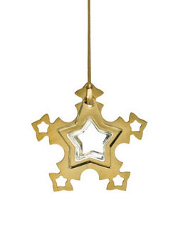 Baccarat Crystal - Christmas Ornaments Shooting Star - Style No: 2602778
