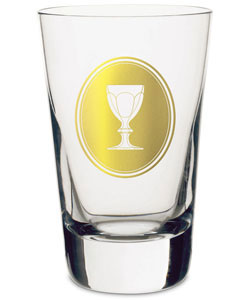 Baccarat Crystal - Apparat Medaillon Barware - Style No: 2602922