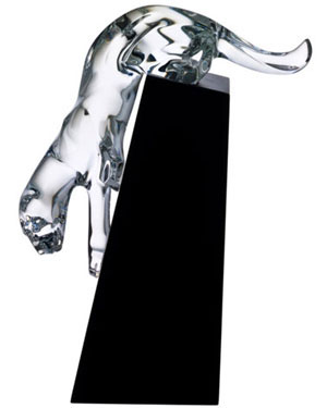 Baccarat Crystal - Panther - Style No: 2603490