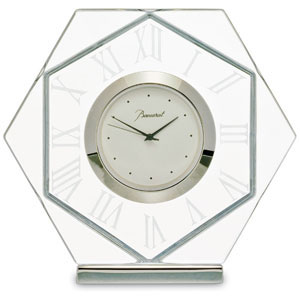 Baccarat Crystal - Clocks Abysse - Style No: 2603721