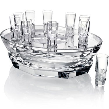 Baccarat Crystal - Abysse Barware - Style No: 2604136