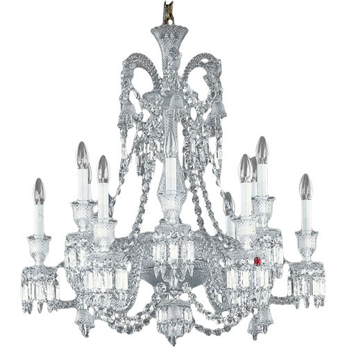 Baccarat Crystal - Chandeliers Zenith - Short - Style No: 2606556
