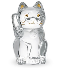 Baccarat Crystal - Cats Lucky - Style No: 2607786