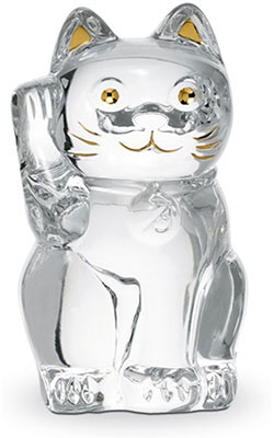 Baccarat Crystal - Cats Lucky - Style No: 2611663