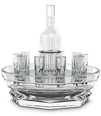 Baccarat Crystal - Abysse Barware - Style No: 2611737