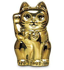 Baccarat Crystal - Cats Lucky - Style No: 2612997