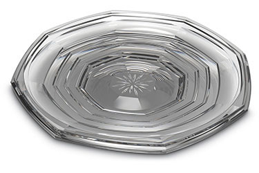 Baccarat Crystal - Plates Harcourt 1841 - Style No: 2802264