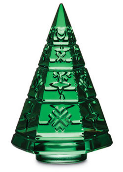 Baccarat Crystal - Christmas Trees Courchevel Fir - Style No: 2804655