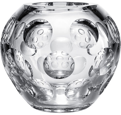 Baccarat Vases Heritage Pontil Crystal From Luxurycrystal