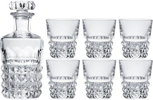 Baccarat Crystal   Louxor Barware   Style No: 2808651