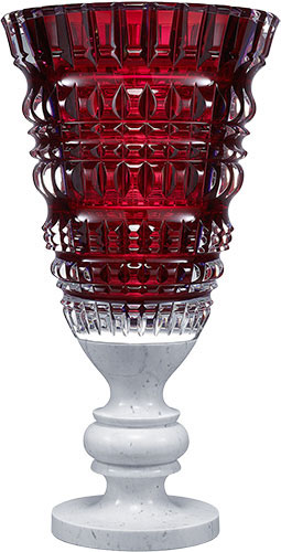 Baccarat Vases New Antique Crystal From Luxurycrystal