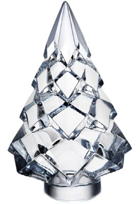 Baccarat Crystal - Christmas Trees Megeve Fir - Style No: 2809174