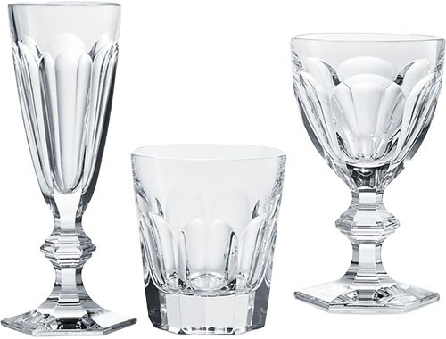 Baccarat Crystal - Harcourt Stemware 1841 - Style No: 2810815