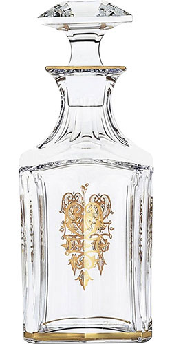 Baccarat Crystal - Harcourt Barware Empire - Style No: 2811129