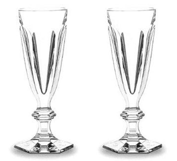 Baccarat Crystal - Harcourt Stemware 1841 - Style No: 2811799