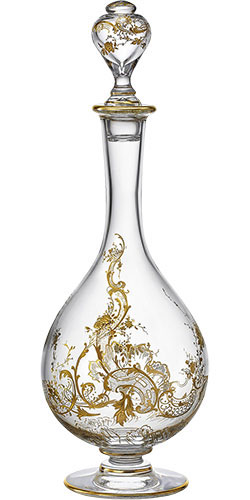 Baccarat Crystal - Haute Couture Decanters - Style No: 2813537