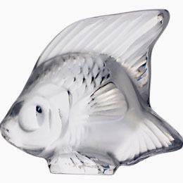 Lalique Crystal - Fish Small - Style No: 3000000
