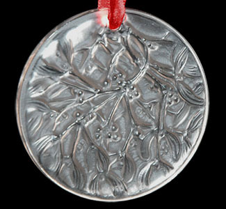 Lalique Crystal - Annual 1988 - Style No: 6100000