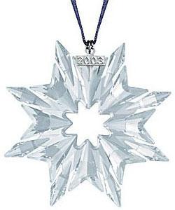 Swarovski 622498 Christmas Ornament Crystal From LuxuryCrystal